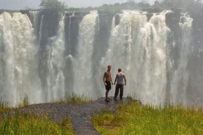 Victoria Falls by