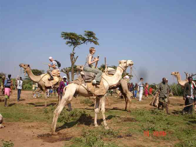 Samburu Maralal International Camel Derby by