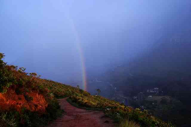 Rainbow by Warren Rohner