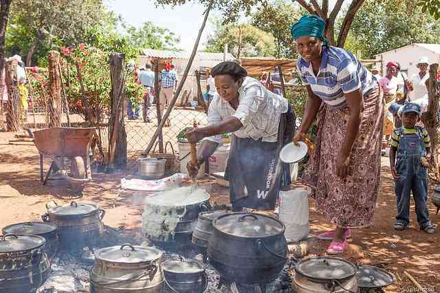 A maize ing african food for African heritage cuisine