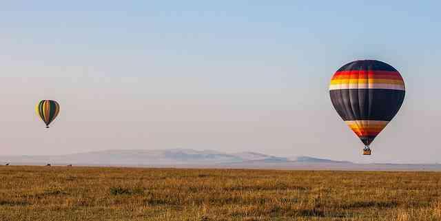 Masai mara landscape by Ninara
