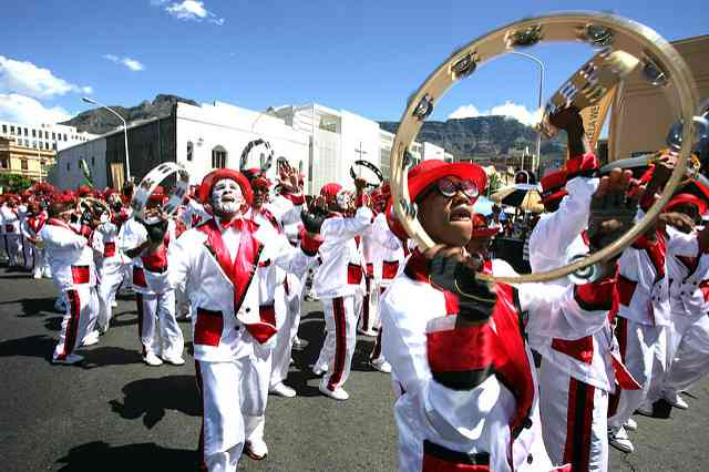 Cape Minstrels in Cape Town, South Africa by South African Tourism