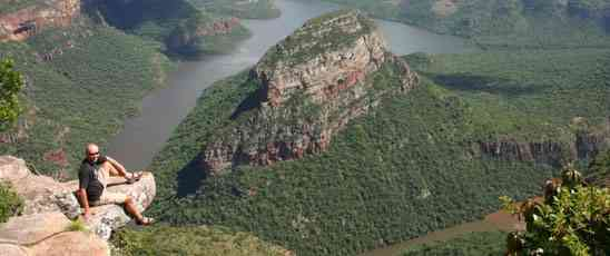 Blyde River Canyon, Panorama Route Image by