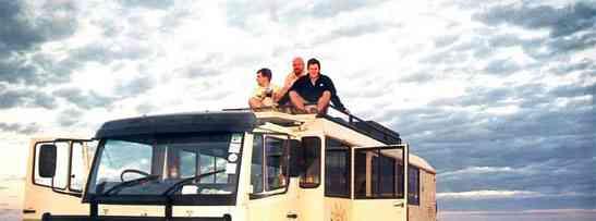 Overland Safari Truck by