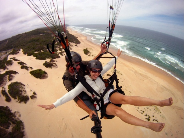 Fly Time Paragliding