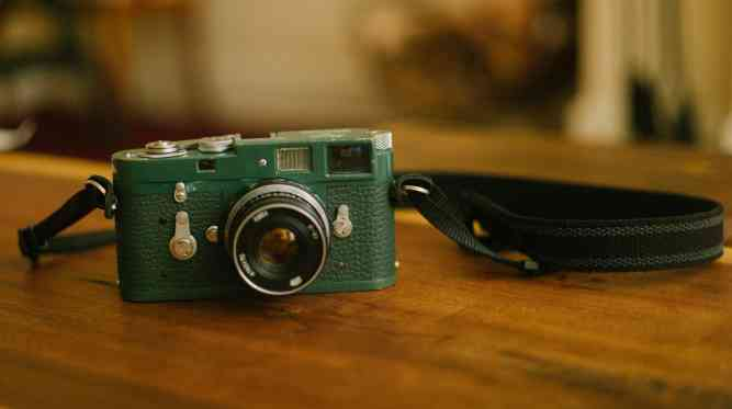Custom leica by Nano Anderson