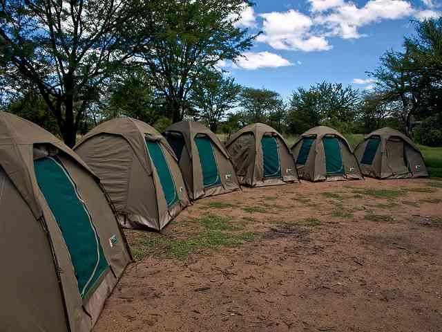 Safari Accommodation - Camping to Lodge Accommodation ...