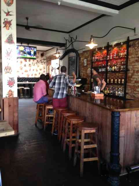 Jerry's Bar by Gouni-Mae Montgomery
