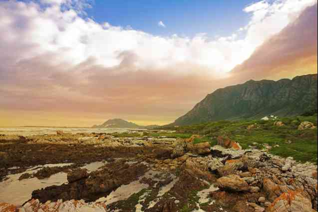 an important UNESCO-declared biosphere