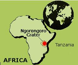 Ngorongoro Crater Tours | Tanzania Budget Safaris | Africa Travel
