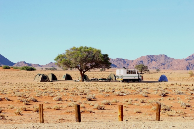 Camp by Shutterstock