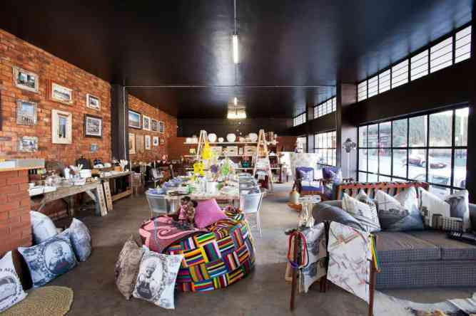1886 Boutique, Maboneng, Johannesburg by 1886