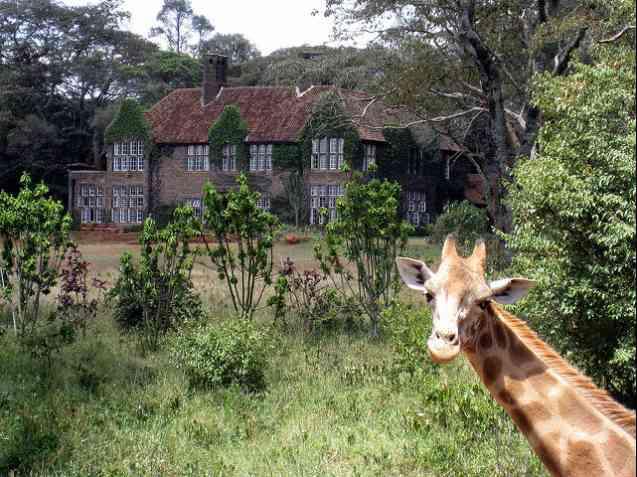Visiting Kenya