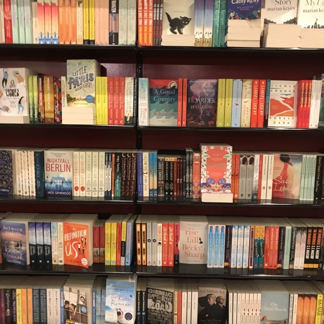 Books galore by Briony Chisholm