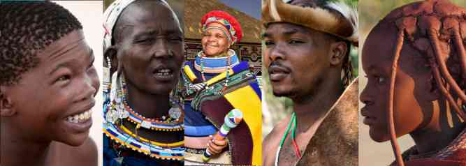 African tribes by