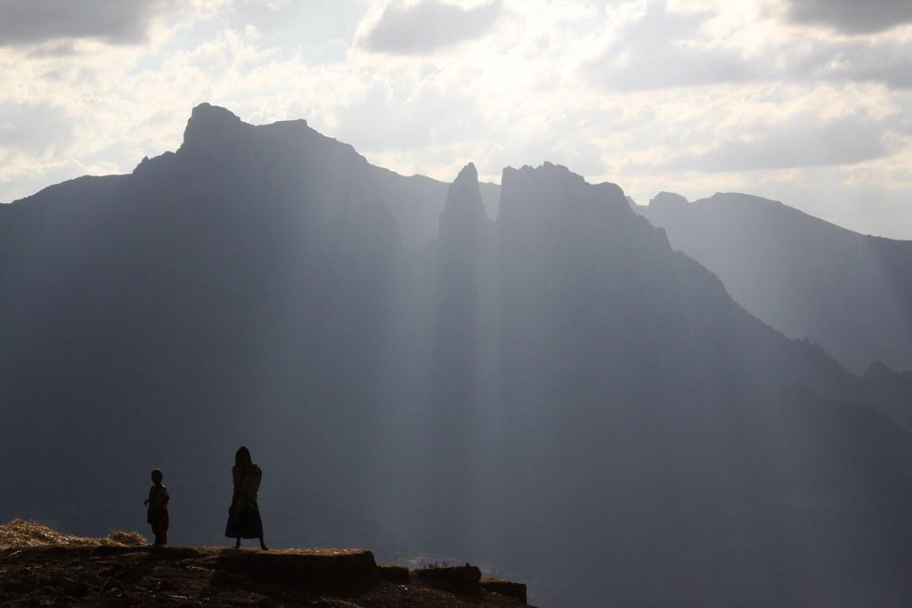 Trekking Simien Mountains | Ethiopia Travel Advice | Hiking