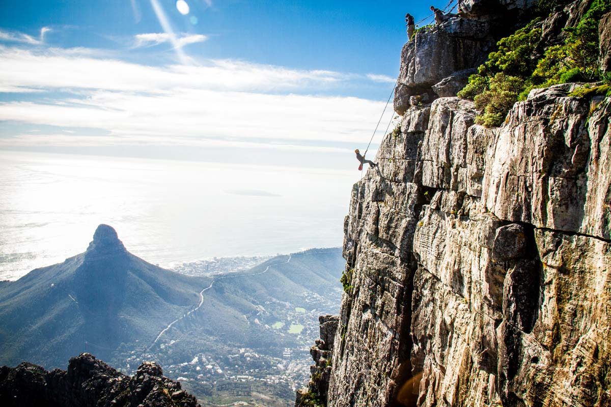 Africa s adventure travel hot spots part 1 for Table mountain